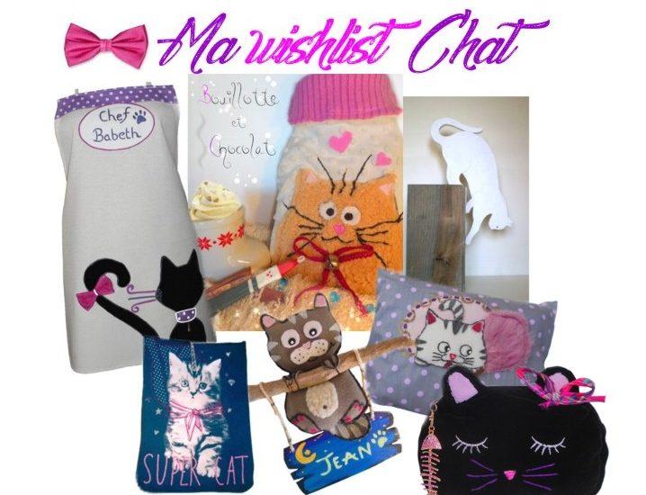 Idée cadeau femme et enfant thème chat pour les amoureux des félins