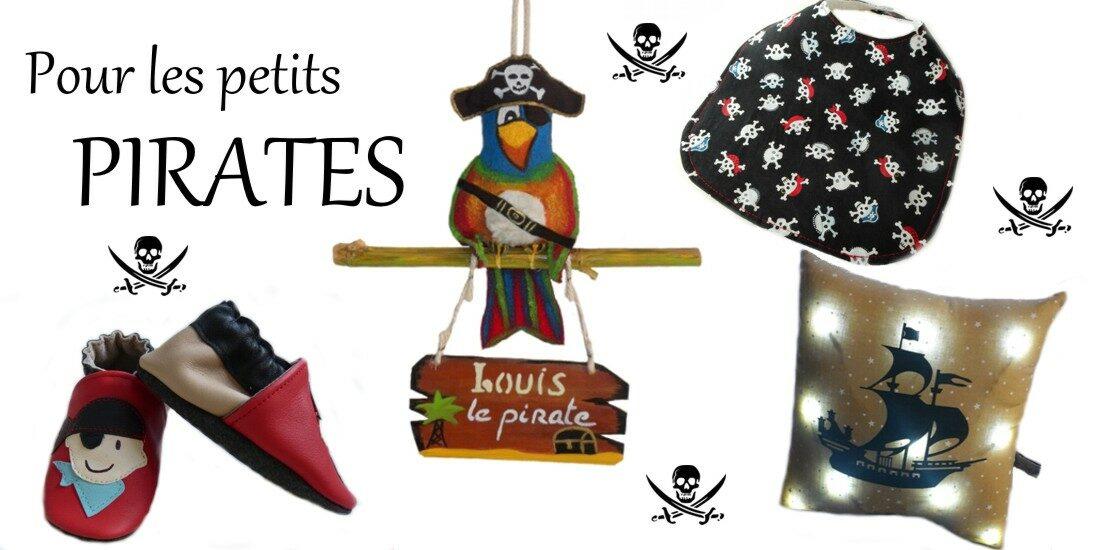déco et accessoire style pirate
