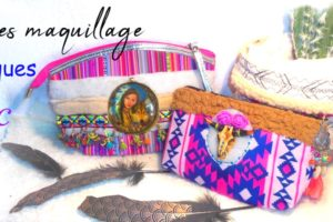 Des trousses maquillage ethniques pour renforcer notre coté spirituel
