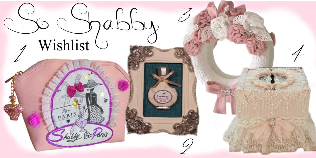 Esprit Shabby chic, les plus belles idées cadeaux de créateurs so British