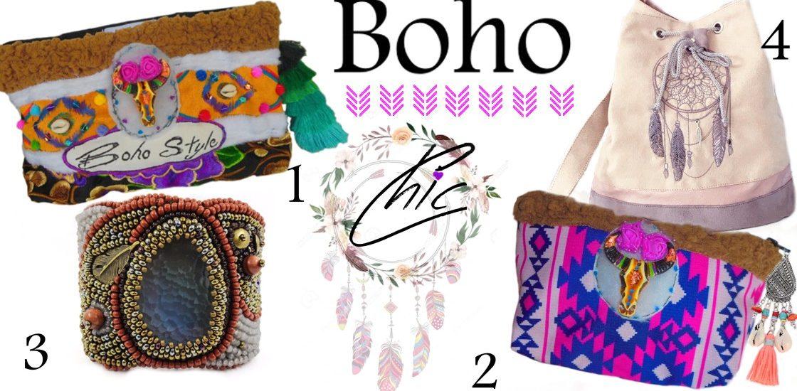 joli accessoire ethnique style boho chic