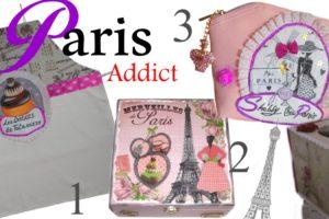 Les plus belles créations faites main sur le thème de Paris