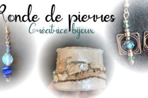 Créatrice de bijoux en pierre gemme uniques et élégants